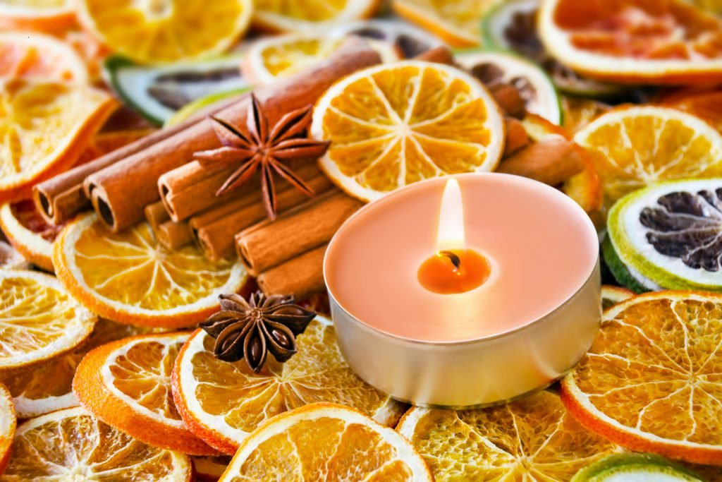 Beware of scented candles – many are unhealthy