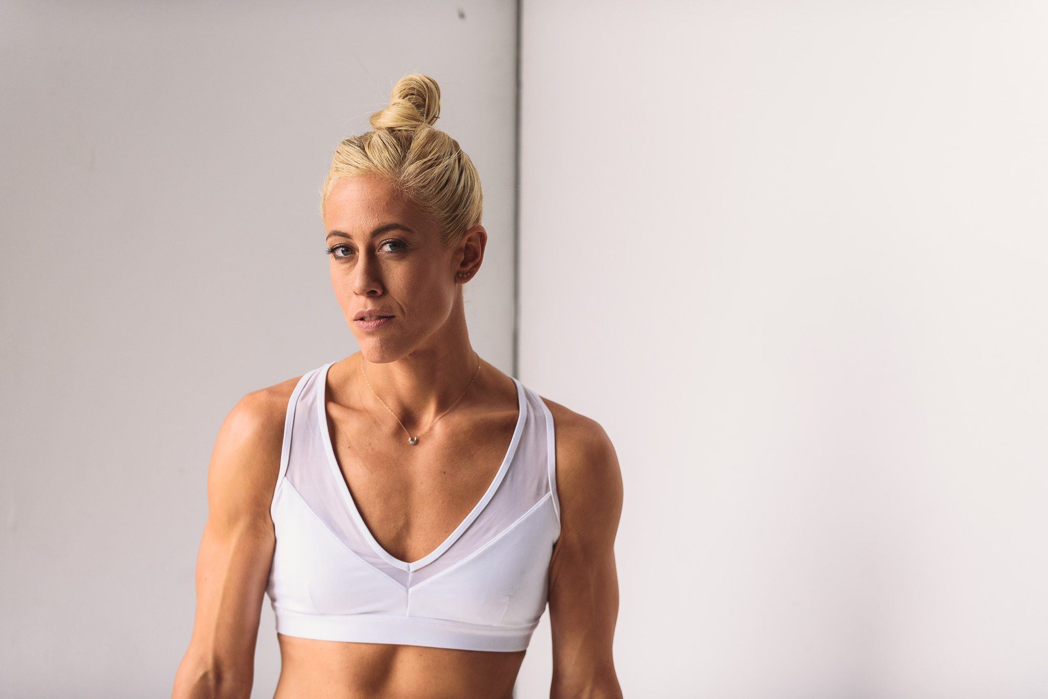 Celebrity Trainer Lacey Stone Says Reconnecting with Yourself Is Just As Important As Exercising