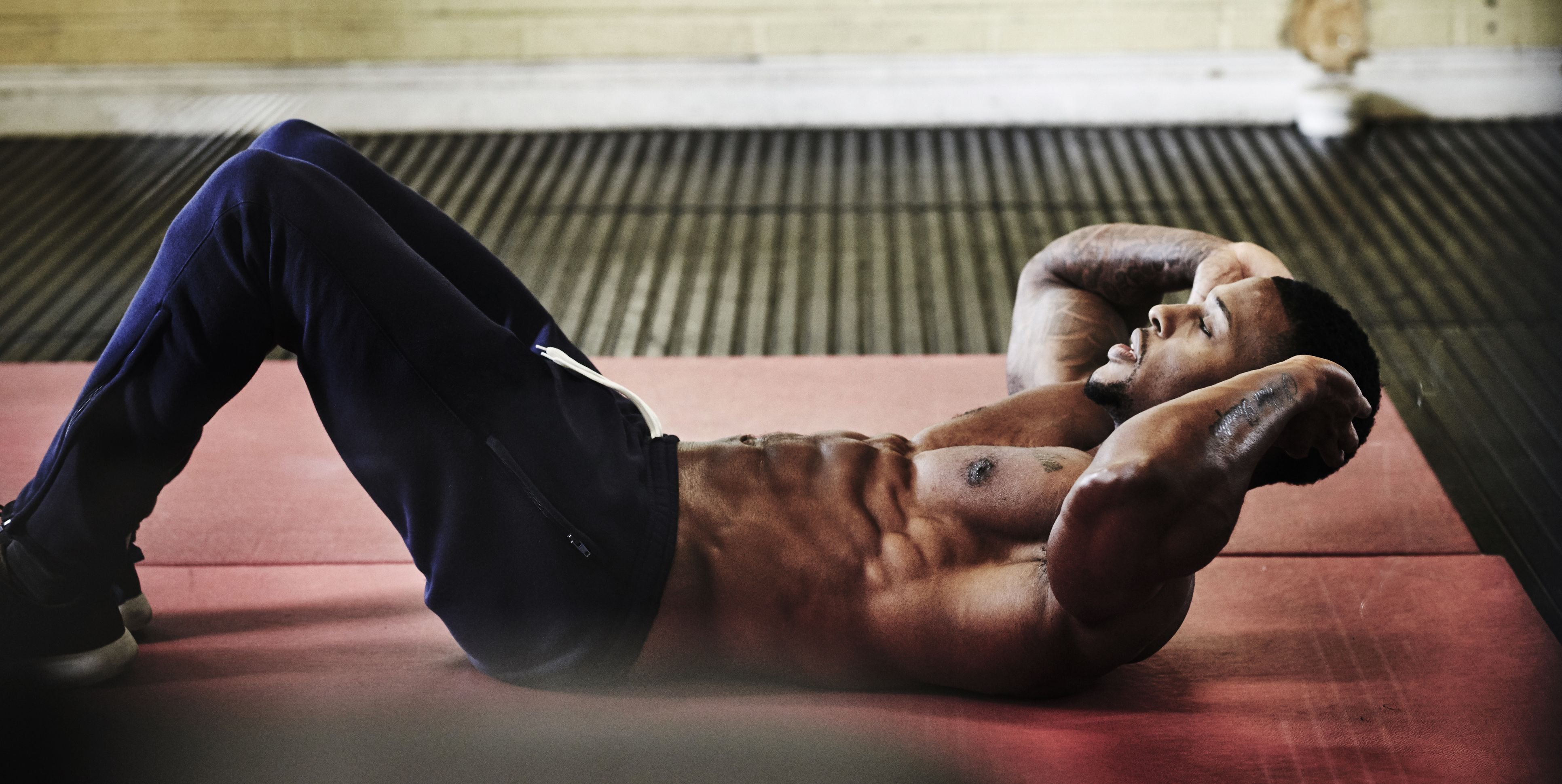 Want to Make Your Abs Even Better? Aim for the Obliques.