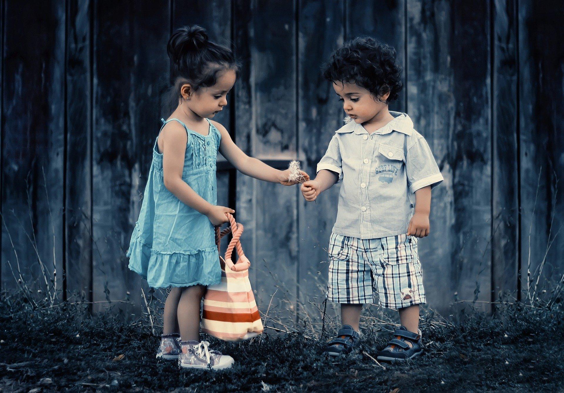 Kids prefer friends who talk like they do