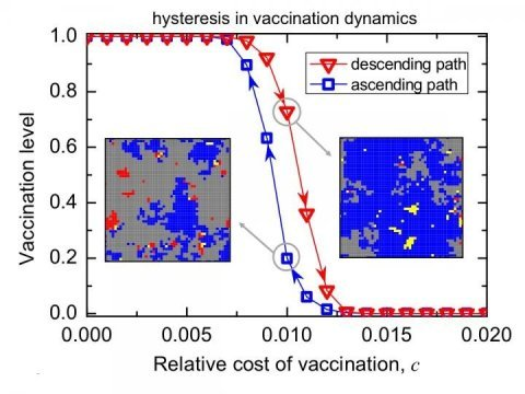 Research explains public resistance to vaccination: Same force that influences economics and physics complicates efforts to prevent disease