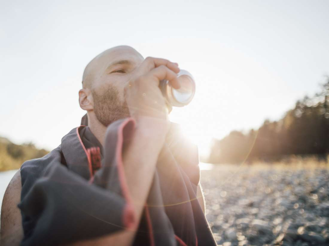Drinking soda after exercise could damage kidneys