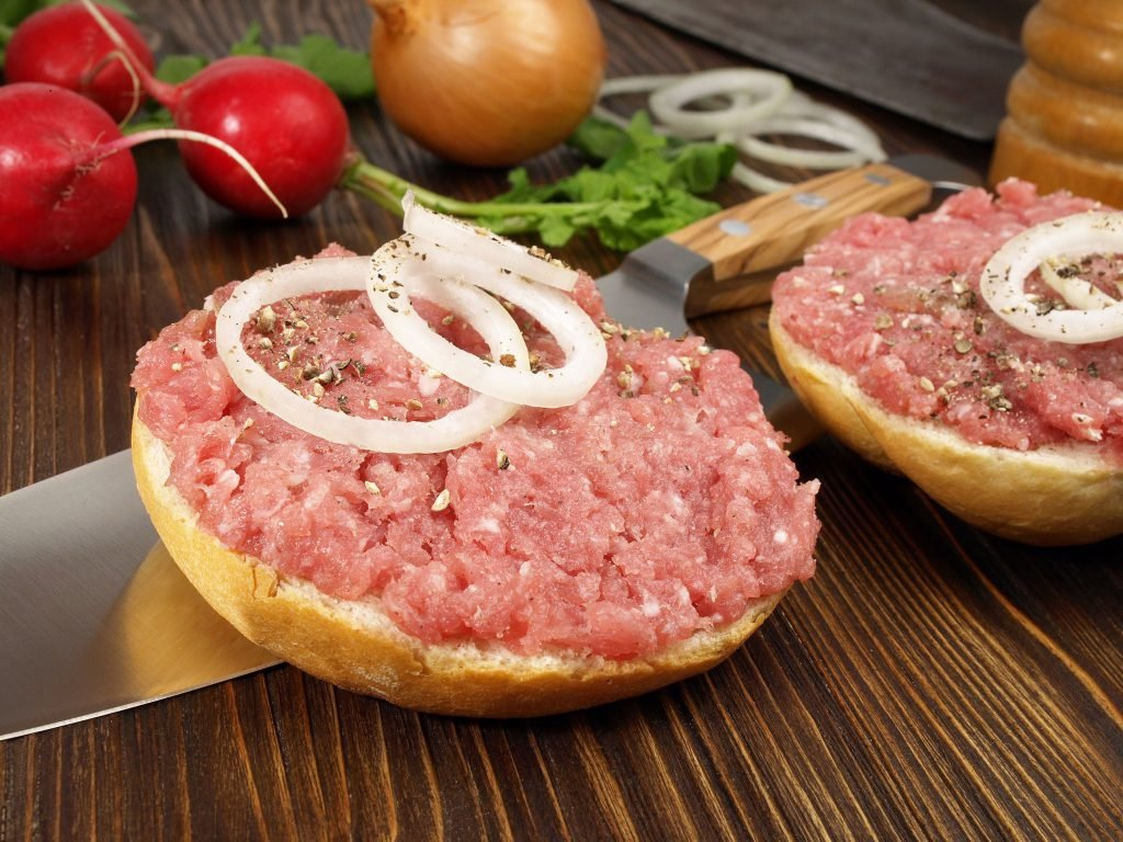 Diarrhea germs: recall due to Salmonella in this well-known Sausage