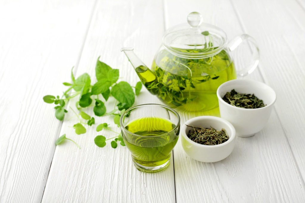 Tea research: for this reason, Green tea is non-carbonated mineral water, much healthier