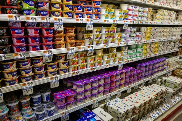 American yogurt: the race to find the next blockbuster
