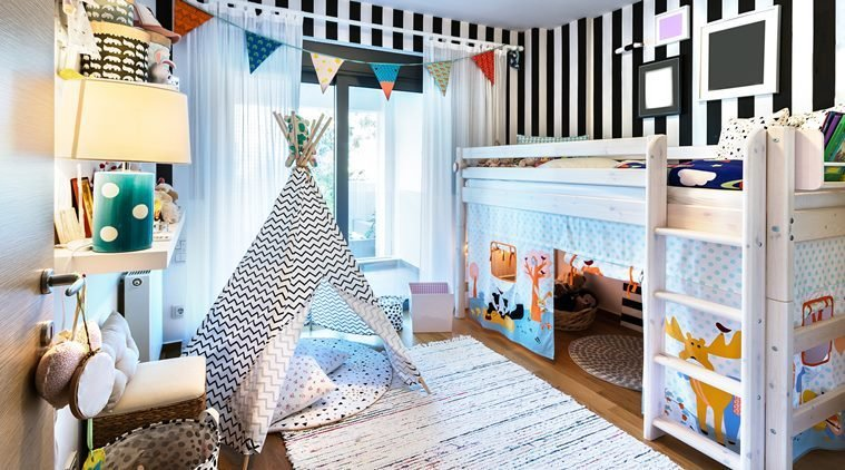 5 easy ideas to decorate your child's room