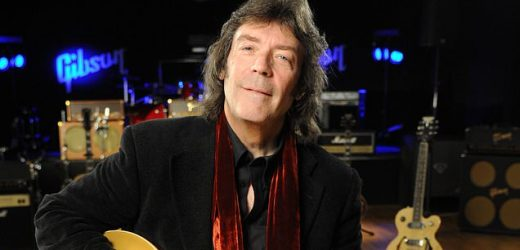 UNDER THE MICROSCOPE: Steve Hackett, 69, answers our health quiz