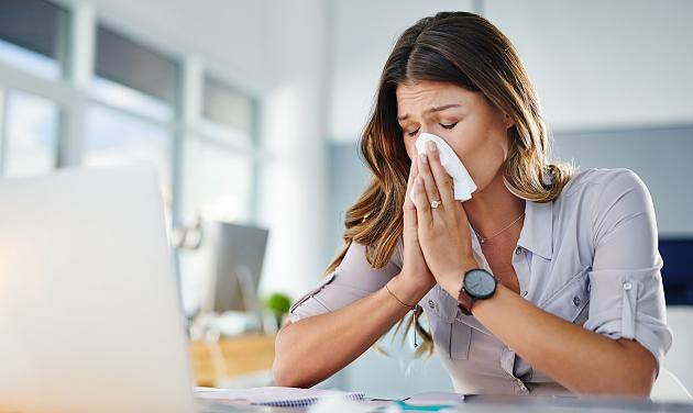 Duration of tired and listless: it can be, if you have a common cold don't get rid of