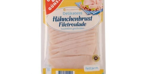 Recall in the case of EDEKA and Marktkauf: These sausages contain pieces of metal