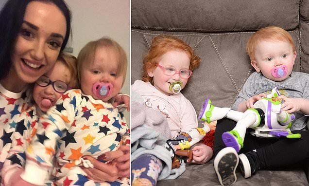 Cystic fibrosis siblings can't share toys because it could KILL them
