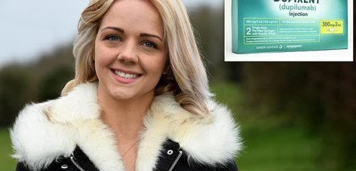 How a revolutionary new £70,000-a-year injection has saved Toni's life