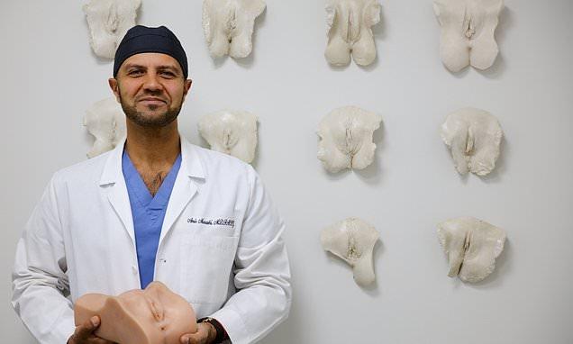 The Vagina Whisperer: New York gynecologist creates 'perfect vaginas'