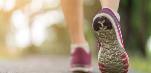 Walking downhill may protect the bones from decay after the menopause
