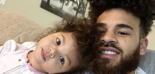 Teen Mom's Cory Posts Father-Daughter Selfie After Her Hospital Visit