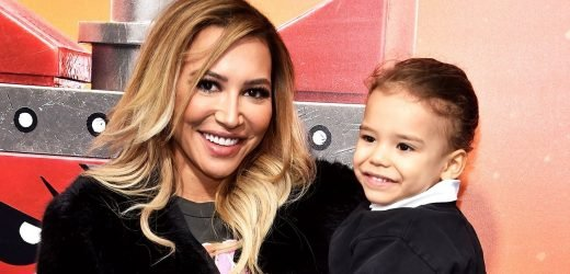 How Naya Rivera Balances Her Show and 3-Year-Old Son: It's a 'Juggling Act'