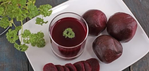 Often very underestimated! But hardly any food is as healthy as Red beets