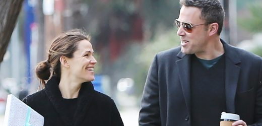 Ben Affleck Opens Up About Alcoholism & Jennifer Garner