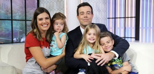 Carson Daly Is 'Scared of Loving' His Three Kids Too Much After Mom's Death