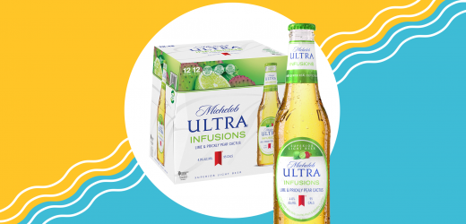 Stop Everything—Michelob Ultra's Keto Beer Is Now Available In Fruity Flavors