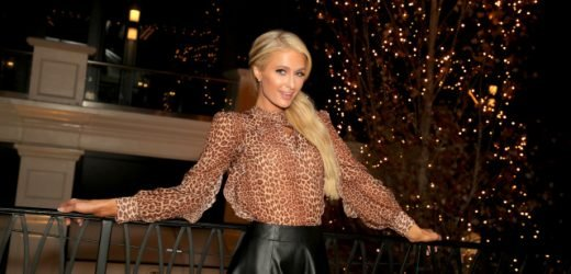Paris Hilton Is Making Her First Outside Beauty Investment: The Glam App