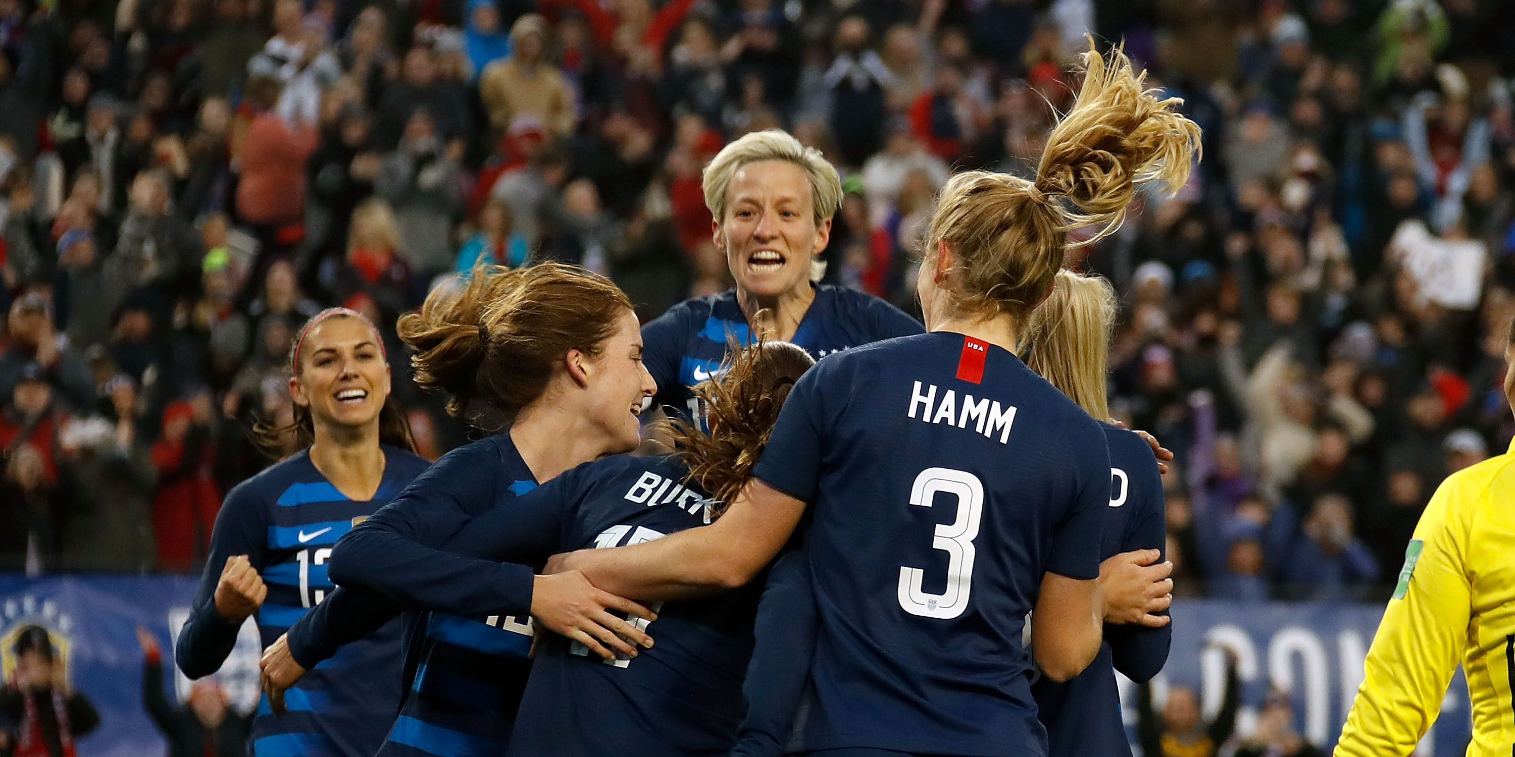 The U.S. Women's National Soccer Team Just Filed A Major Lawsuit