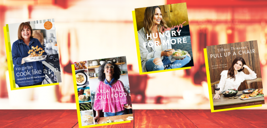 The Best New Cookbooks We're Reading Right Now