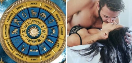 Sex horoscopes 2019: Star sign who lasts longer in bed revealed – is it yours?