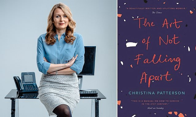 Author Christina Patterson reveals how she finally defeated adult acne