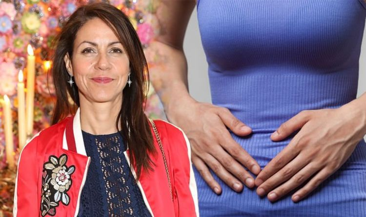 Julia Bradbury health latest: Six symptoms of condition that put her fertility at risk