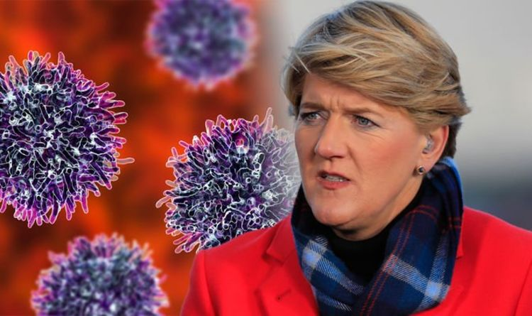 Clare Balding health latest: Five symptoms of presenter's past deadly condition