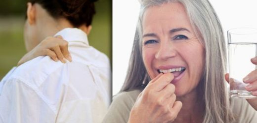 Vitamin D deficiency warning – the aches and pains that could be a sign of a deficiency