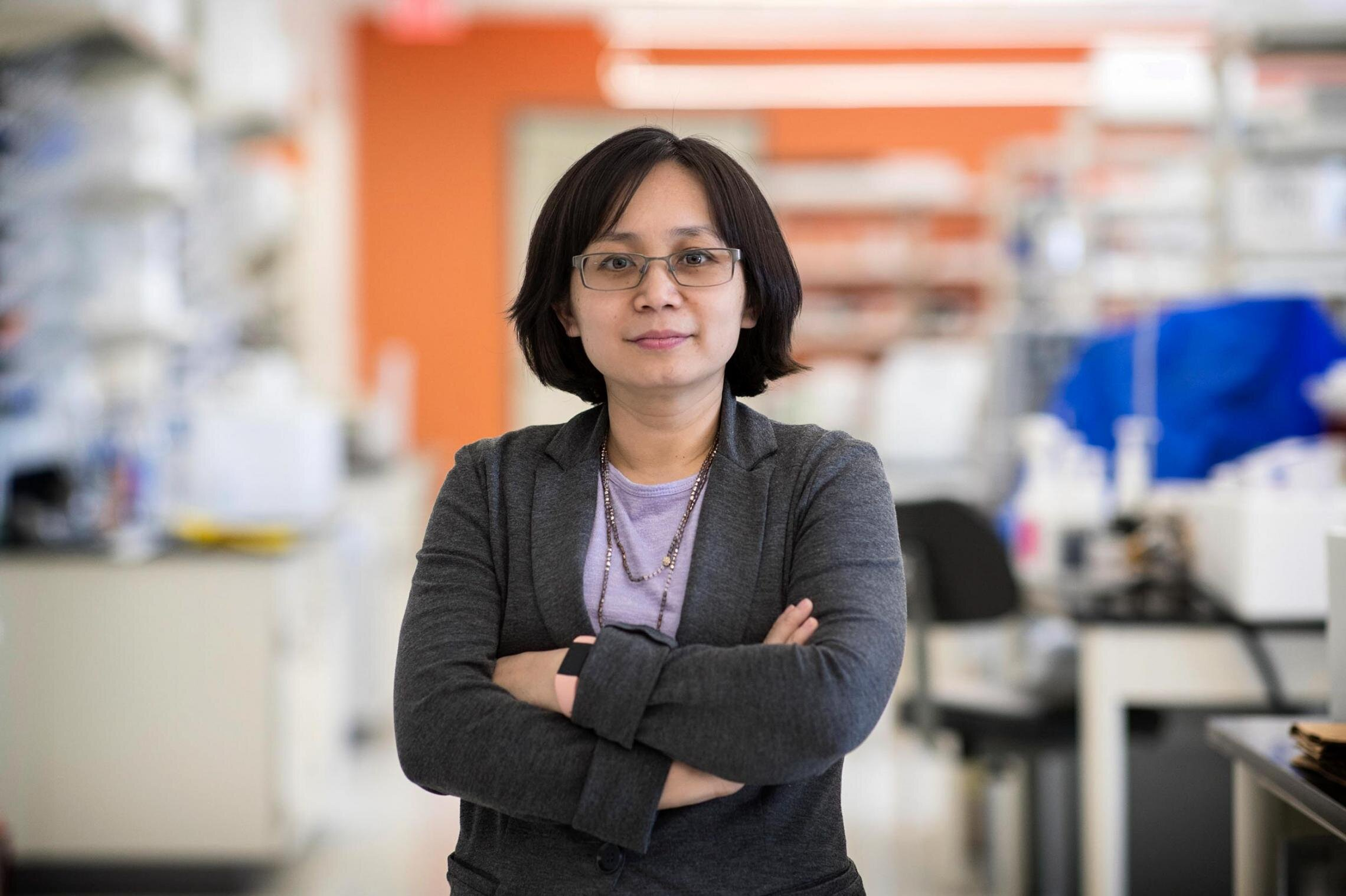 Researcher seeks early detection to forestall glaucoma's ravages