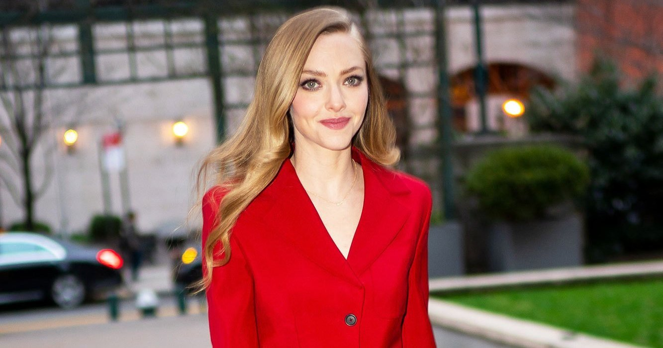 Amanda Seyfried Describes How 'Incredibly Hard' Breast-Feeding Was for Her