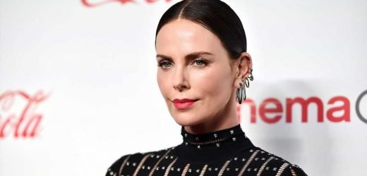 Charlize Theron Is Raising '2 Beautiful Proud Black African Girls'