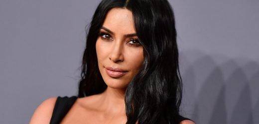 Trust Us: You'll Want To Know What's In Kim Kardashian's New 5-Step Skincare Routine