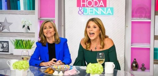 Watch Jenna Bush Hager's Latest 'Today' Show Fail Co-Hosting With Meredith Viera