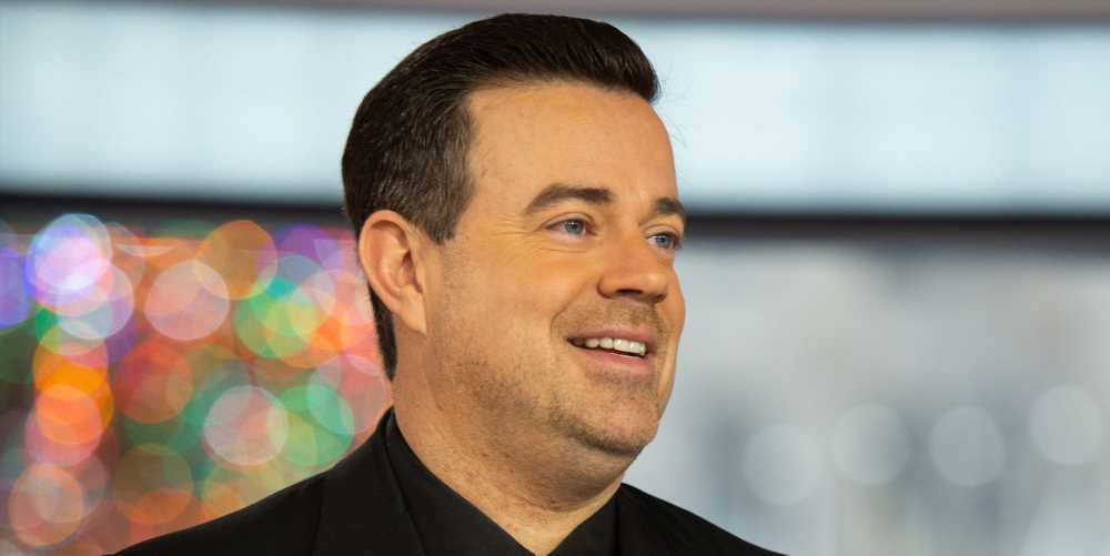 Carson Daly Got Real About His Recent Weight Gain in a Twitter Post