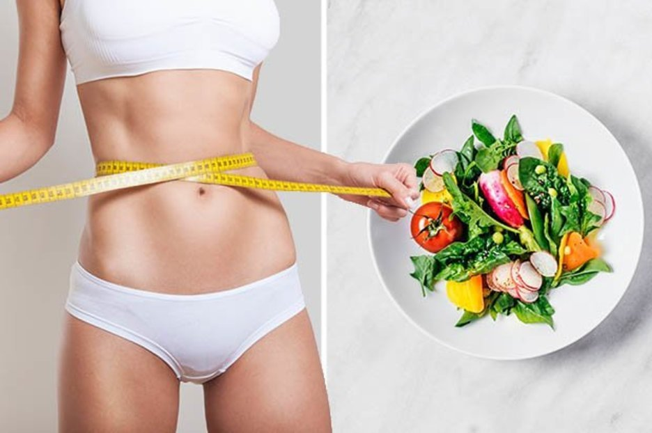 Vegetarian weight loss: How to lose weight by switching to a meat-free diet