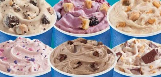 Dairy Queen's New Blizzard Flights Are Here to Make Our Ice Cream Dreams Come True