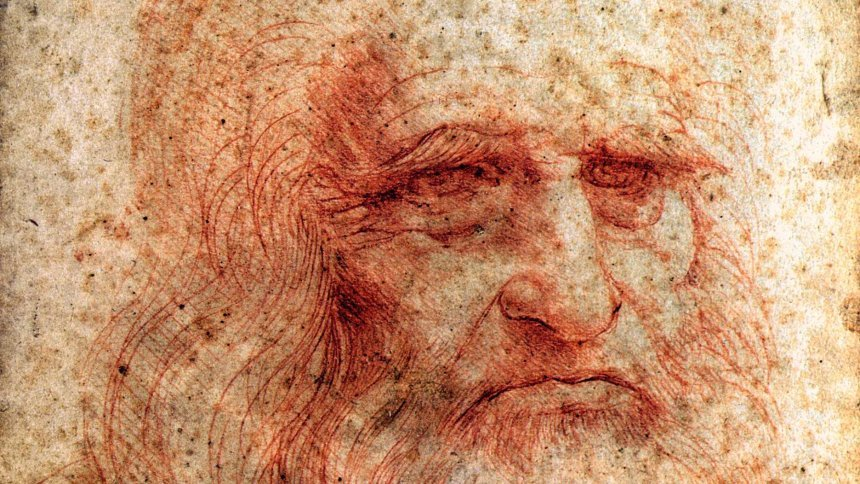 The mystery of Leonardo da Vinci's right Hand