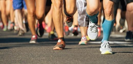 Completing first-time marathon 'reverses' ageing of blood vessels, says study