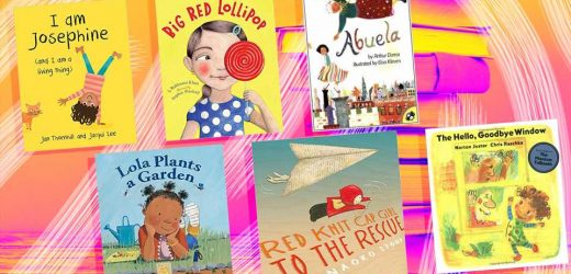 6 Outstanding Picture Books Starring Girls of Color