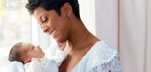 Tamron Hall Opens Up About Breastfeeding Struggles with Son Moses: 'I Was Feeling So Insecure'