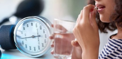 Best supplements for high blood pressure: The tasty supplement proven to lower reading