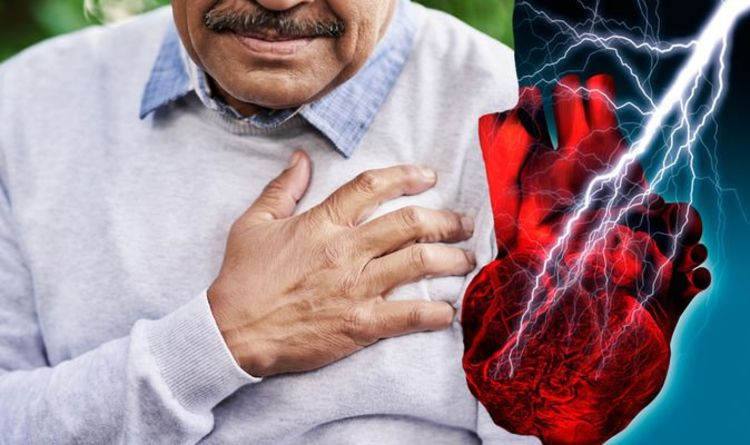 Heart attack symptoms: Six signs the life-threatening condition could be happening to you