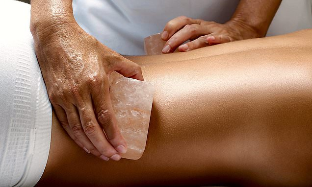 SPA DOCTOR: I've cured my cankles – with a dose of salt