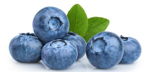 Blue protect berries against heart disease – This amount should be it!