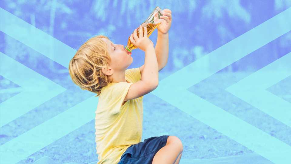 Is It Safe to Give Your Kids Kombucha?