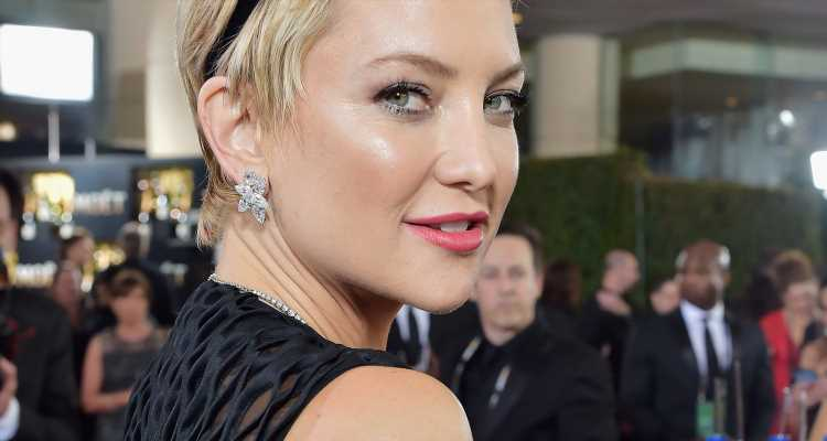 Kate Hudson Just Shared A Photo Of Her Epic Fake Tan Fail