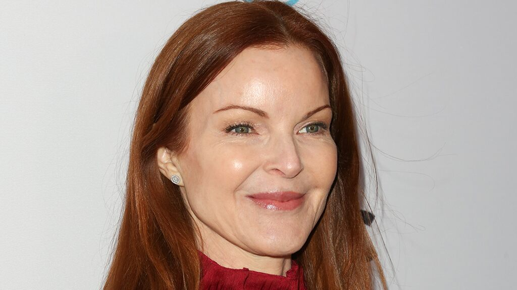 Marcia Cross says anal cancer likely linked to husband's throat cancer